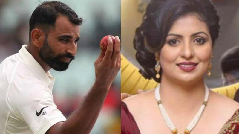 The dispute between team India pacer Mohammed Shami and his wife Hasin Jahan have taken ugly turn each passing day. (Photo: DC File)