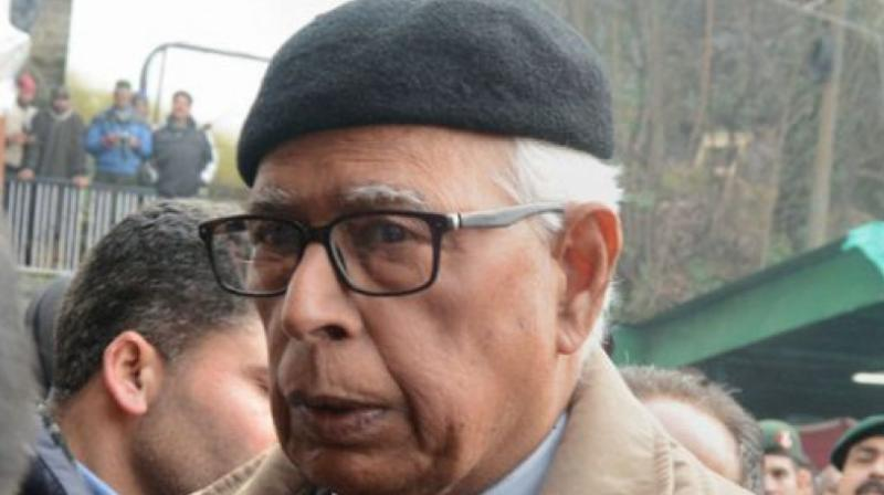 Governor of Jammu and Kashmir N N Vohra (Photo: PTI)