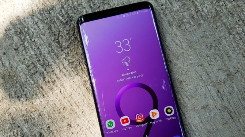 Samsung Galaxy Note 9 may actually have an in-display fingerprint sensor