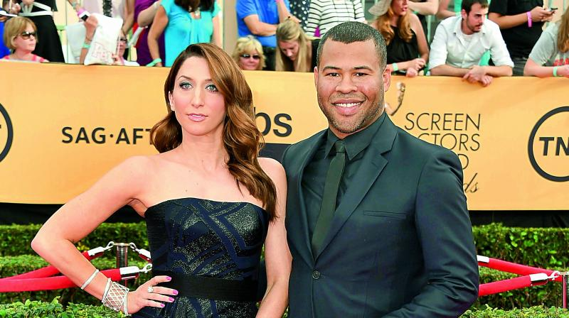 Chelsea Peretti And Jordan Peele Are Expecting First Child