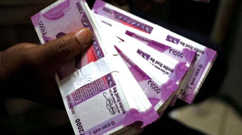 The source of seized new Rs 2,000 banknotes led the police to SBT and BoB branches at Balaramapuram and the State Treasury.