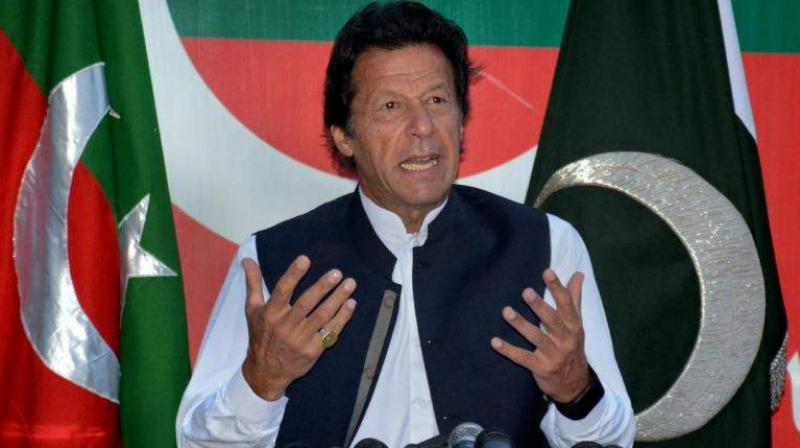 On Sunday, Khan's political party, the Pakistan Tehreeke-Insaf (PTI) had issued a notification saying that Khan has proposed marriage to Bushra Maneka. (Photo: AP/File)