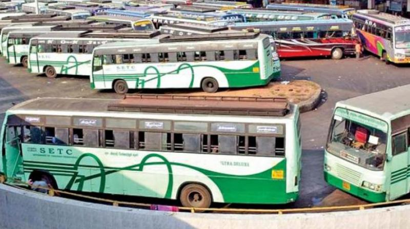 7 days on, Tamil Nadu bus strike to continue. Here's why