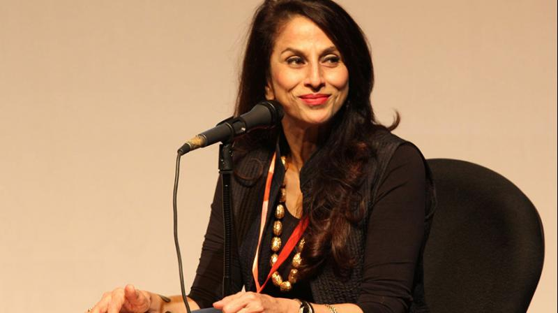 Columnist Shobhaa De on Monday rubbished the claims made by former Pakistan envoy to India Abdul Basit that he had influenced her to write the 2016 article where she 'advocated plebiscite' in Kashmir in the aftermath of Burhan Wani's death. (Photo: File)
