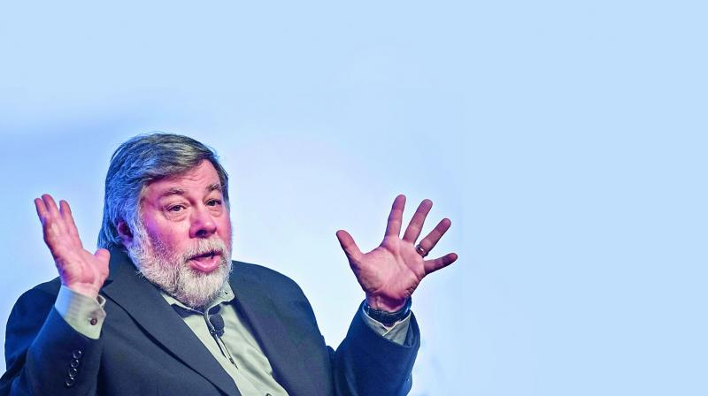 Steve Wozniak, the co-founder of the tech giant Apple, recently expressed during a global business summit held in New Delhi that Indians aren't creative enough, it set off a furore on social media.