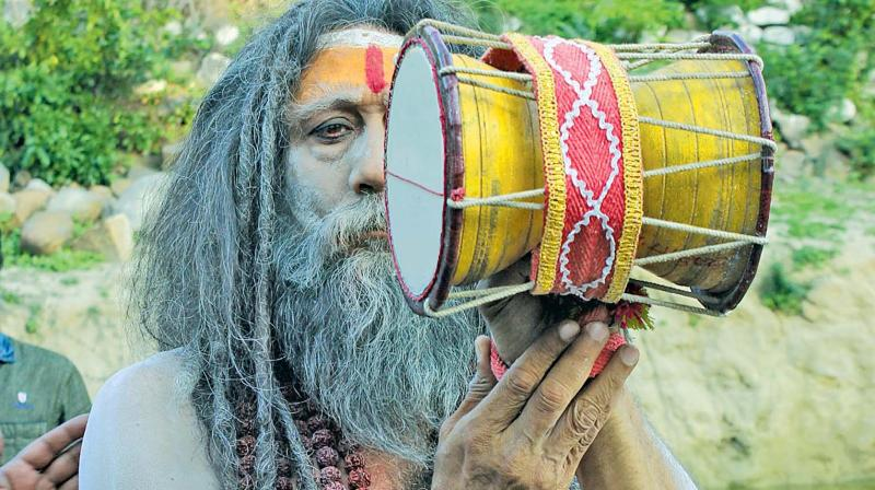 For Jackie a leap from don to aghori