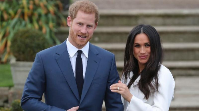 Britain is now gearing up for Prince Harry's wedding to actress Meghan Markle (Photo: AFP)