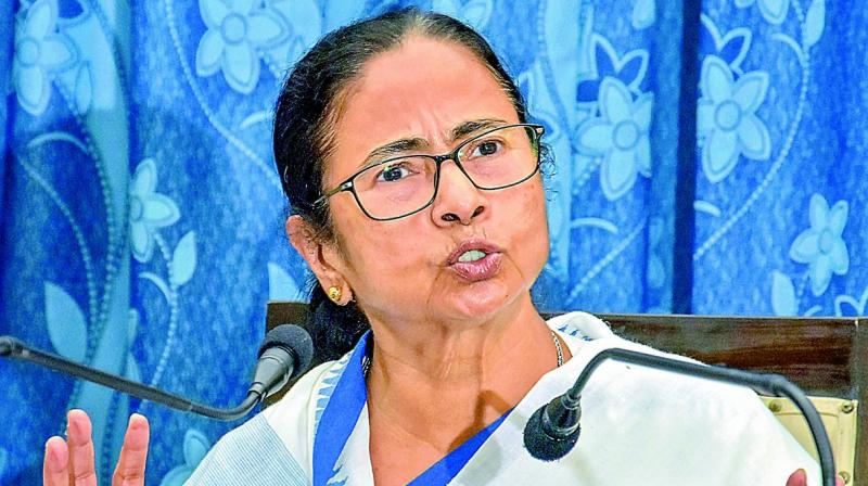 'Congratulations to the winners. But all losers are not losers,' Mamata Banerjee tweeted. (Photo: File)