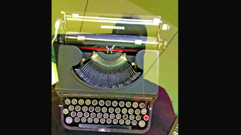 Pozzo was also a journalist and the typewriter he used to file his reports is on display at Fifa Museum in Moscow. He sent a report to an Italian newspaper after winning the Cup in 1934.