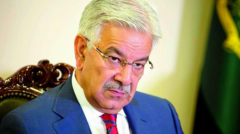 Khawaja Asif disqualified as a member of parliament