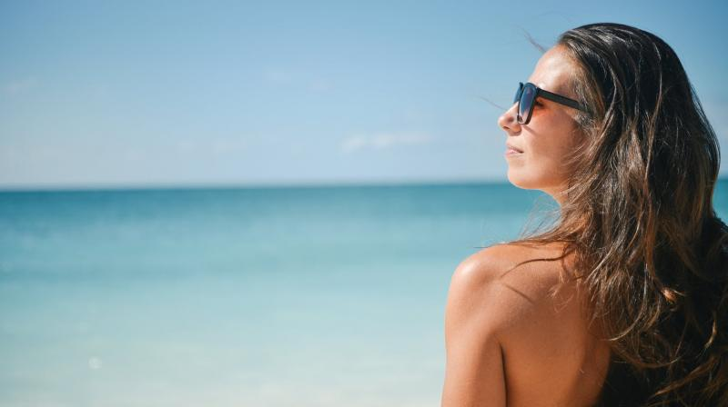 How sunbathing every other day impacts skin colour. (Photo: Pixabay)