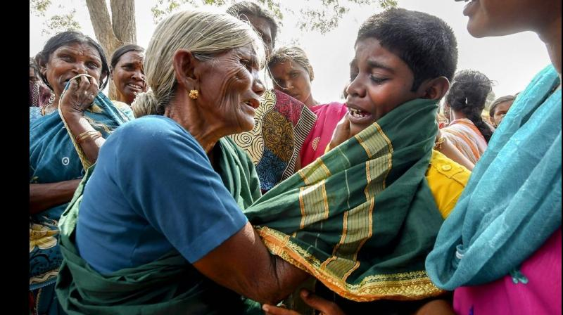 The government on Monday had confirmed that insecticide was found in the 'prasad' served at the temple. (Photo: PTI)