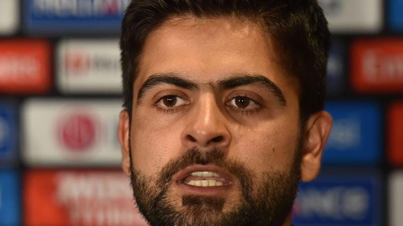 Ahmed Shehzad's in-competition urine sample, which was collected during the domestic Pakistan Cup tournament in May, tested positive and an independent review board confirmed the result in June. (Photo: AFP)