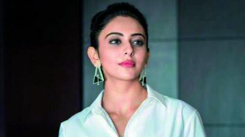 Rakul Preet Singh is on a signing spree!