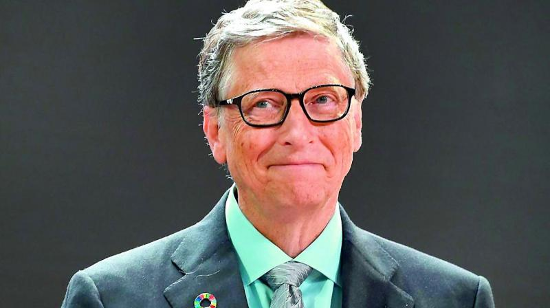 Gates' foundation has committed roughly USD 200 million to the toilet project and expects to spend the same amount again before the toilets are viable for wide-scale distribution.