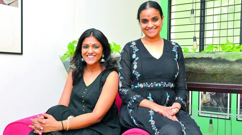 Producers Swapna and Priyanka Dutt are basking in the glory of Mahanati's success.