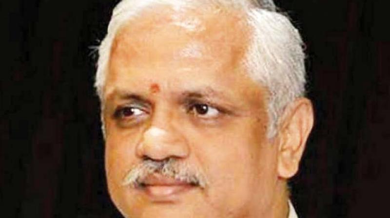 B.L. Santosh