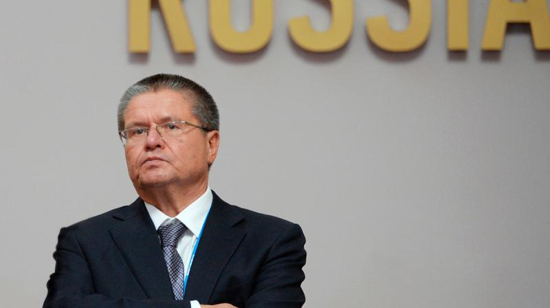 Alexei Ulyukayev's arrest stunned the country's liberal elites, with Putin sacking him as economy minister in the wake of his detention. (Photo: AP)