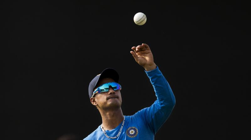 With his stellar effort, Negi has attracted attention after a long time, having slipped off the radar after bagging a million dollar IPL deal in 2016. (Photo: AP)