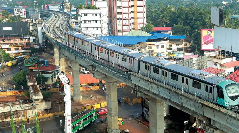 After a part of the emergency exit of Mumbai's metro line-3 collapse on Friday, a worker died and another was injured while they were working near it. (Photo: File)