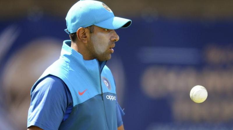 """India off-spinner R Ashwin took to Twitter to raise questions about the """"media circus"""" that is carried out post Sridevi's death. (Photo: AP)"""