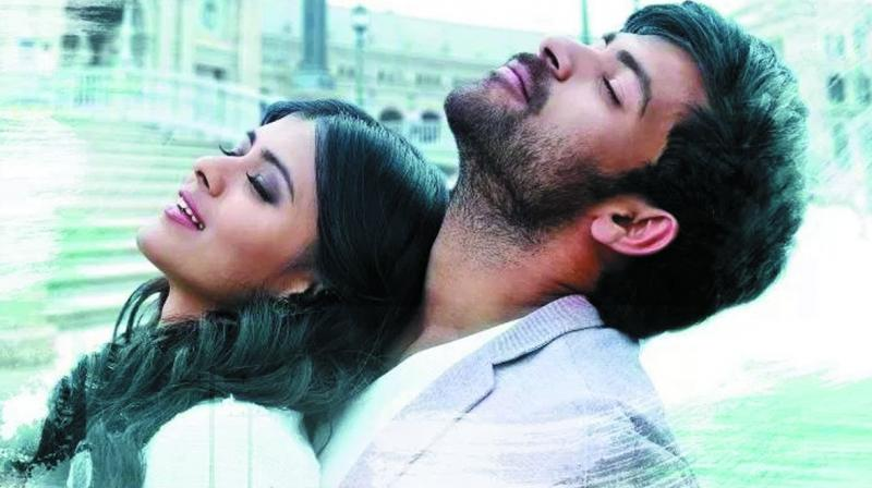 A still from the movie Mister