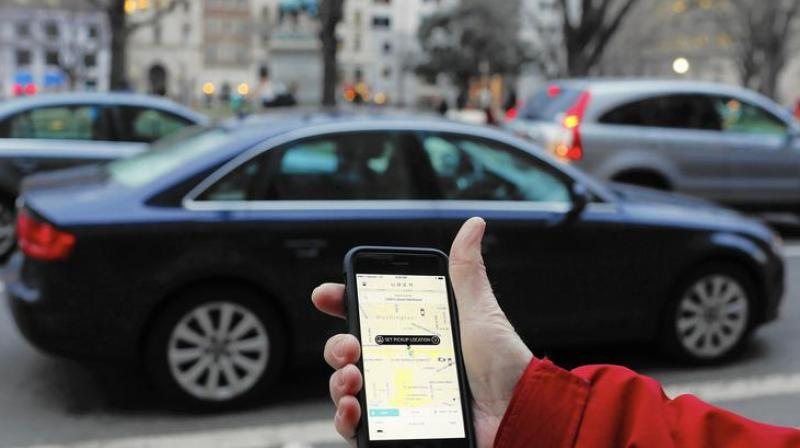 The Uber center will acts as a one-stop solution for all driver partners' needs. (Photo: AFP)