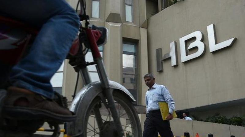 Habib Bank is Pakistan's biggest lender. (Photo: AFP)