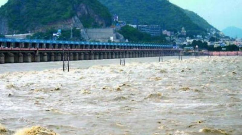 To utilise its share of water, AP has proposed constructing a barrage near Neradi and agreed to provide cost of the protection walls and related structures to the Odisha government. (Representational image)