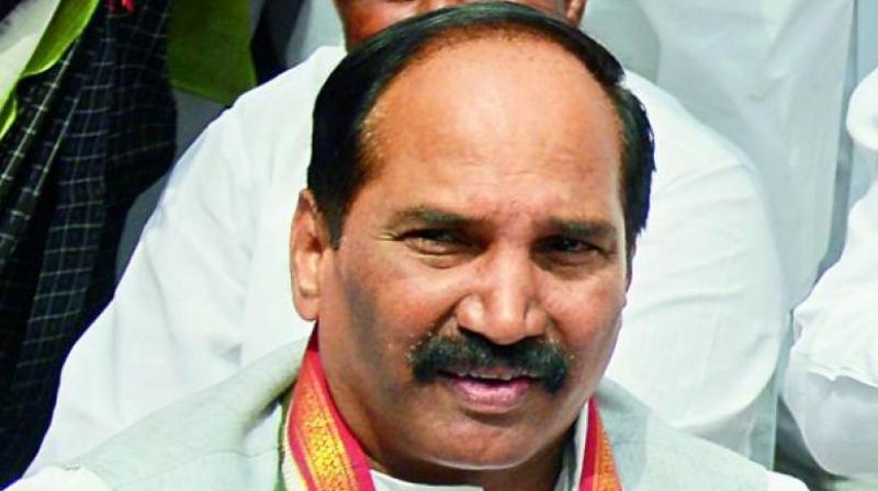 N. Uttam Kumar Reddy