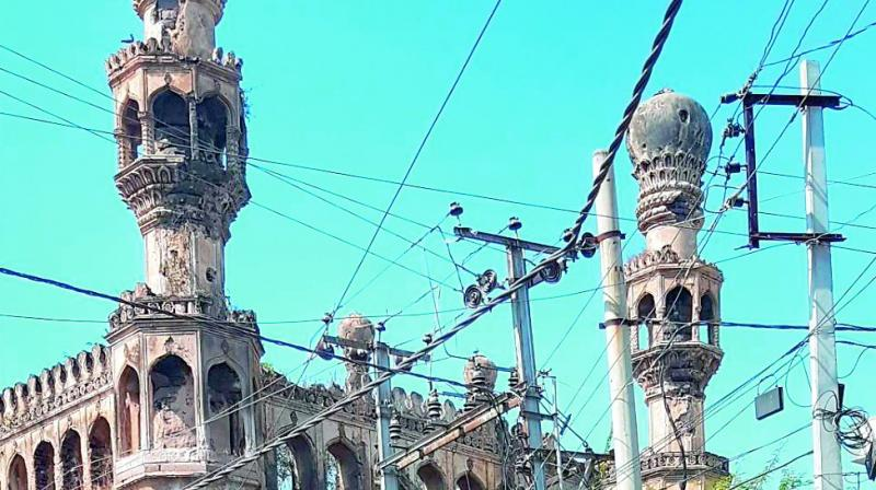 The Qutb Shahi-era mosque at Shaikpet has been closed for several decades as the TS Wakf Board has failed to get it reopened for prayers.  ( Image: DC)