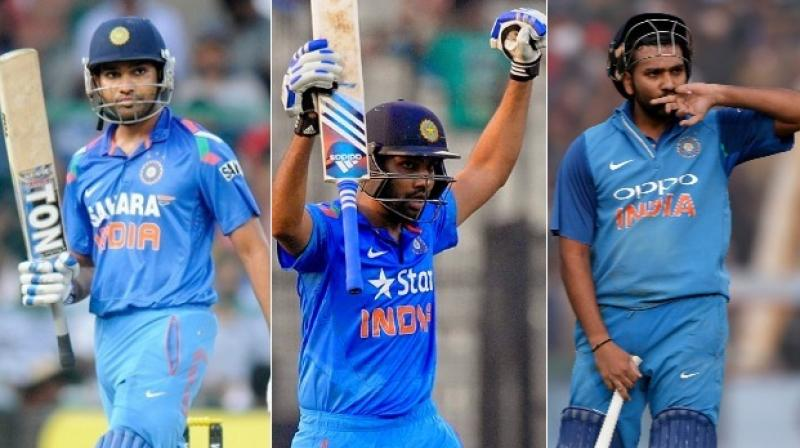 209, 264, 208*: Watch all 3 Rohit Sharma ODI double hundreds