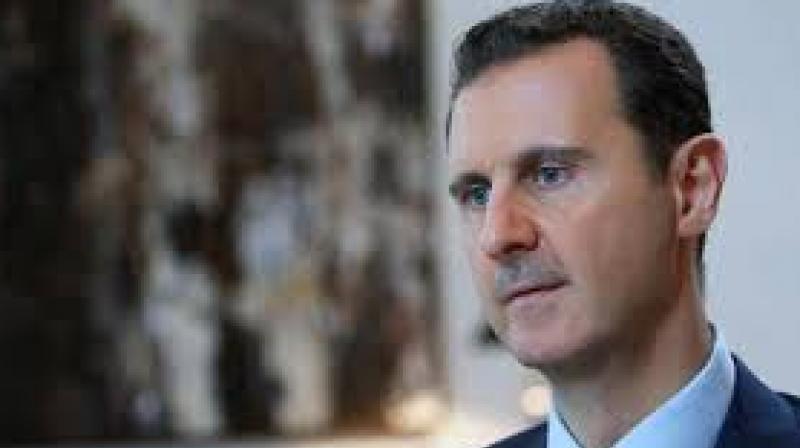 Syrian President Bashar Assad. (Photo: File)