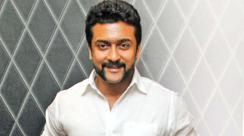 Comment on Suriya triggers protest