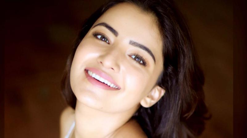 Actress Rukshar