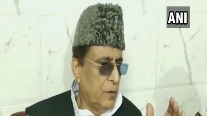 'If you want to help, improve their standard. Build buildings for madrasas, provide them furniture and midday meal facility,' Khan said.  (Photo: ANI)