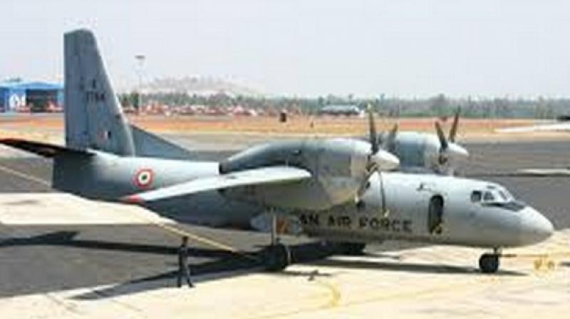 'When the wreckage of the aircraft has been found, what do you expect would have happened to the crew members?' one of the relatives of missing airman Pankaj Sangwan asked. (Photo: Representational I ANI)