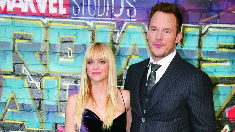 Chris Pratt, Anna Faris file for divorce