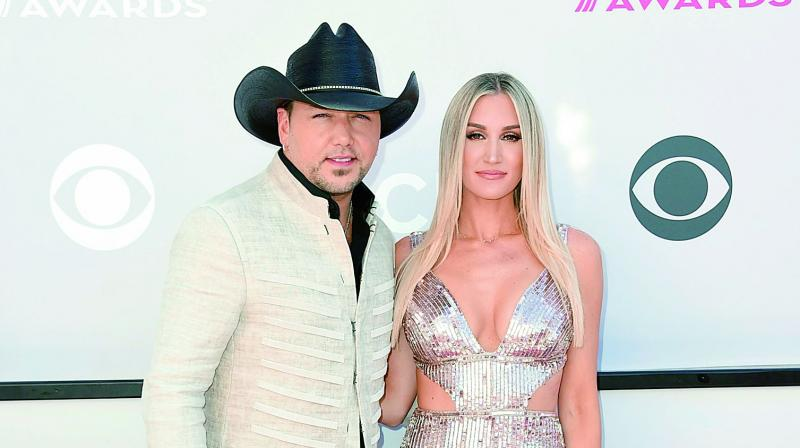 Jason Aldean Welcomes First Boy With Wife Brittany