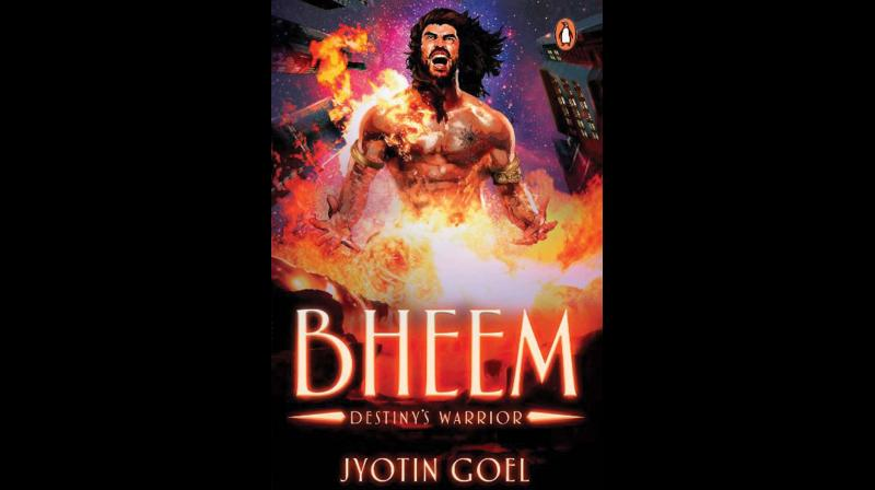 Bheem: Destiny's Warrior takes a look at modern India through the eyes of the legendry character Bheem, who time travels to the 21st century.