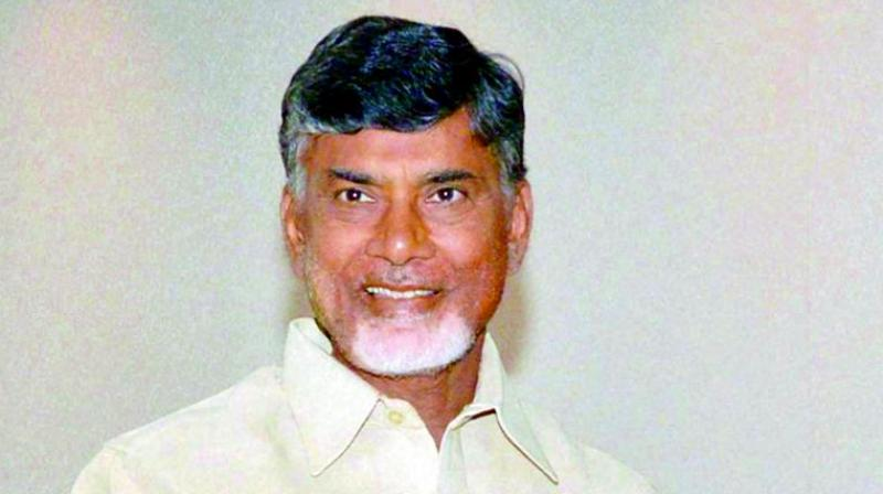 N Chandrababu Naidu demands Y S Jagan Mohan Reddy's resignation or