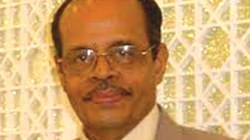 Dr N.R. Madhav Menon