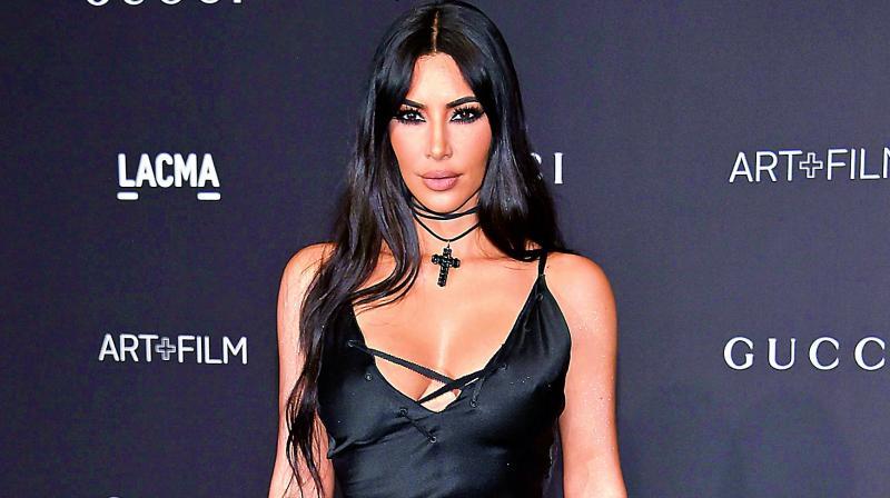 Kim Kardashian's Boys