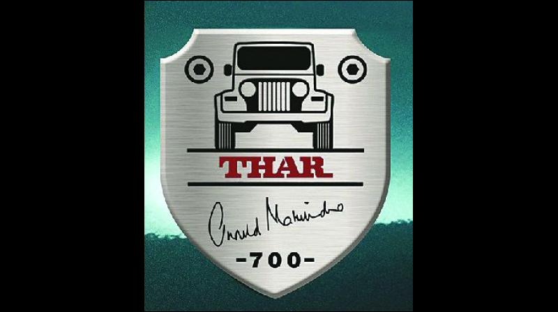 Powering Mahindra Thar 700 is the 2.5-litre CRDe engine that produces 105 bhp and 247 Nm of torque.