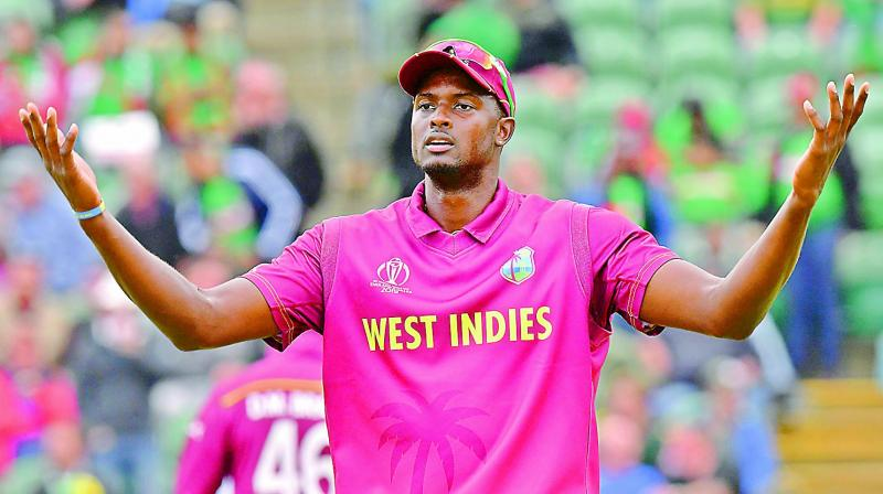 If we want to go through into the semifinals we've got to beat the best teams. — Jason Holder Windies captain