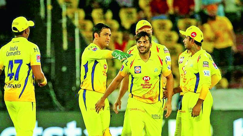 Chennai Super Kings are in for an overhaul.