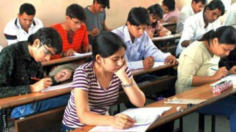 At one of the centres, approximately 200 students wrote a similar essay on 'Dikri Ghar Ni Divdi' or 'daughter is the earthern lamp of the family'. (Representational Image)