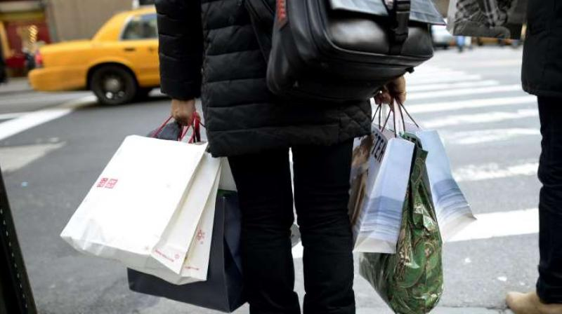 They found that anti-consumers seem to care less about consumption than over-consumers (Photo: AFP)