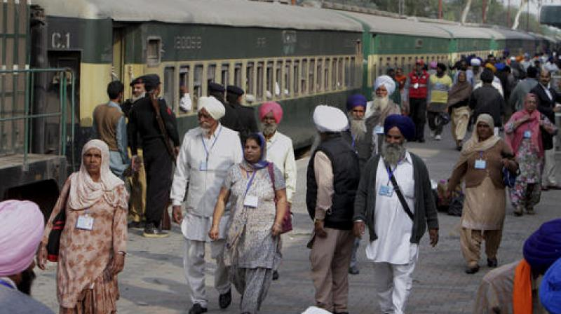 ETPB, which looks after the holy places of minorities in Pakistan, has ensured foolproof security for the visiting Hindu pilgrims. (Photo: Representational Image/AP)