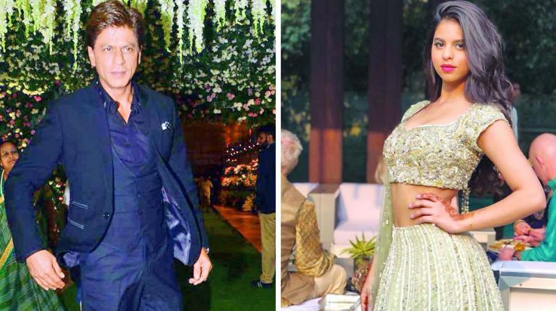 Shah Rukh Khan; Suhana